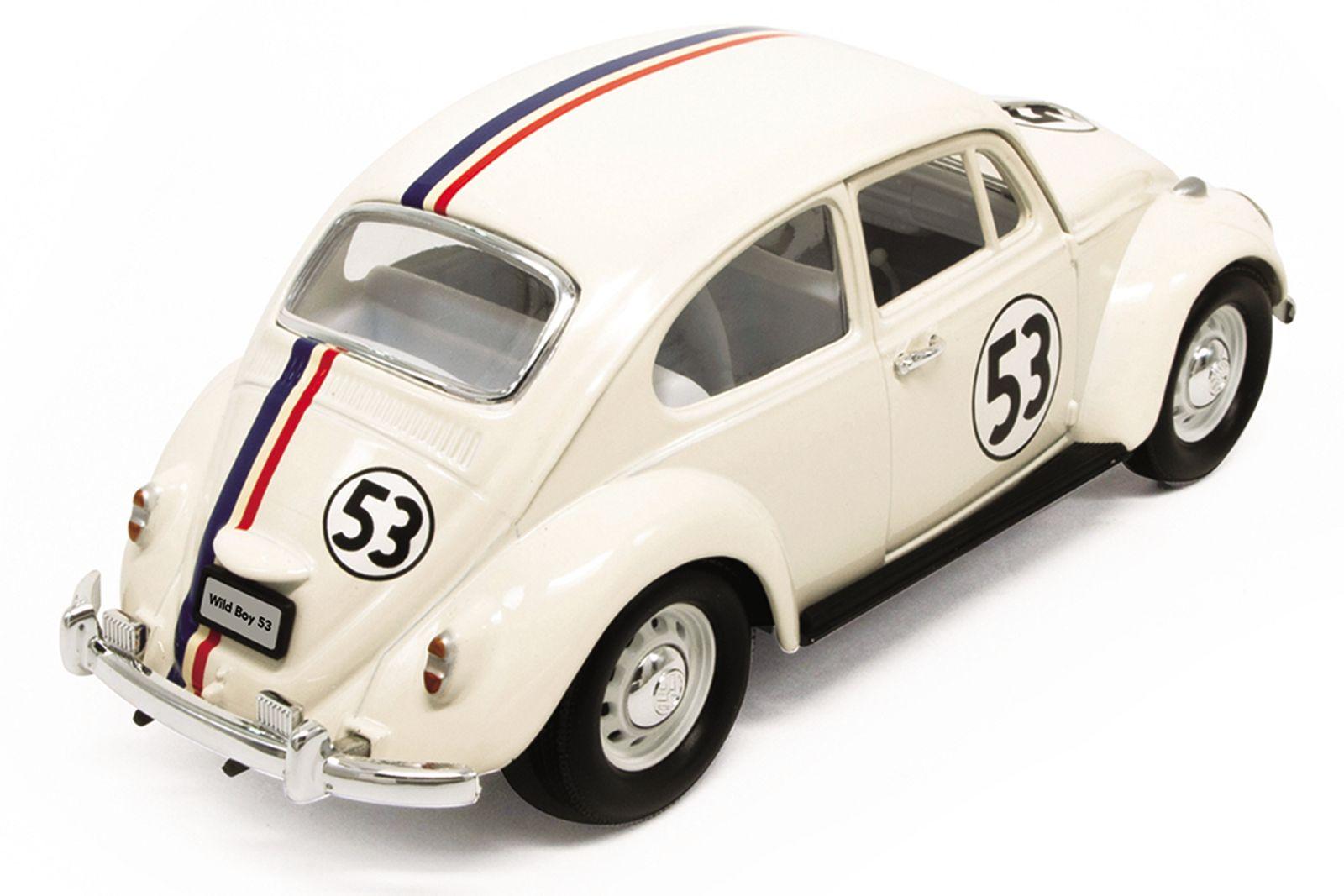 lucky diecast modellauto vw k fer beetle herbie the. Black Bedroom Furniture Sets. Home Design Ideas